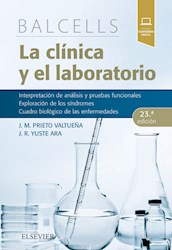 E-Book Balcells. La Clínica Y El Laboratorio Ed.23 (Ebook)