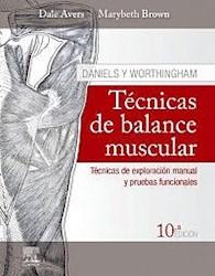 Papel Daniels Y Worthingham. Técnicas De Balance Muscular Ed.10