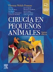 E-book Cirugía En Pequeños Animales