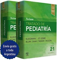 Papel Nelson Tratado De Pediatría Ed.21