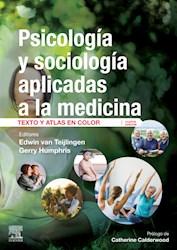 E-book Psicología Y Sociología Aplicadas A La Medicina