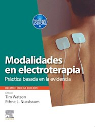 Papel Modalidades En Electroterapia Ed.13