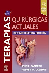 Papel Terapias Quirúrgicas Actuales Ed.13