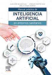 E-book Manual Práctico De Inteligencia Artificial En Entornos Sanitarios
