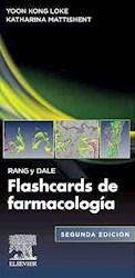 Papel Rang Y Dale. Flashcards De Farmacología Ed.2