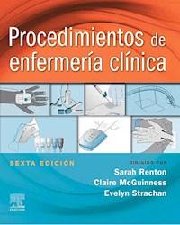 Papel Procedimientos De Enfermería Clínica Ed.6