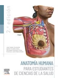 E-book Anatomía Humana Para Estudiantes De Ciencias De La Salud