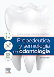 E-book Propedéutica Y Semiología En Odontología