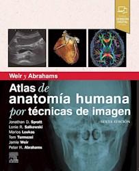 Papel Weir Y Abrahams Atlas De Anatomía Humana Por Técnicas De Imagen Ed 6