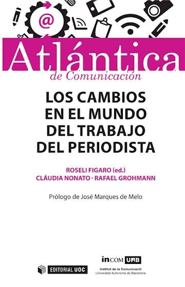 E-book Los Cambios En El Mundo Del Trabajo Del Periodista