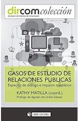 Papel CASOS DE ESTUDIO DE RELACIONES PUBLICAS