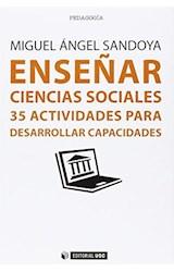 Papel ENSEÑAR CIENCIAS SOCIALES