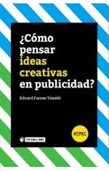 Papel COMO PENSAR IDEAS CREATIVAS EN PUBLICIDAD