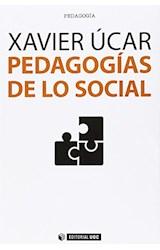 Papel PEDAGOGIA DE LO SOCIAL
