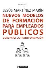 E-book Nuevos modelos de formación para empleados públicos