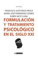 Papel FORMULACION Y TRATAMIENTO PSICOLOGICO EN EL SIGLO XXI