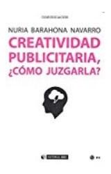 Papel CREATIVIDAD PUBLICITARIA, COMO JUZGARLA
