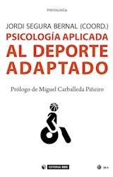 E-book Psicología aplicada al deporte adaptado