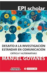 E-book Desafío a la investigación estándar en comunicación