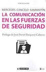 Papel LA COMUNICACION EN LAS FUERZAS DE SEGURIDAD