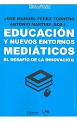 Papel EDUCACION Y NUEVOS ENTORNOS MEDIATICOS