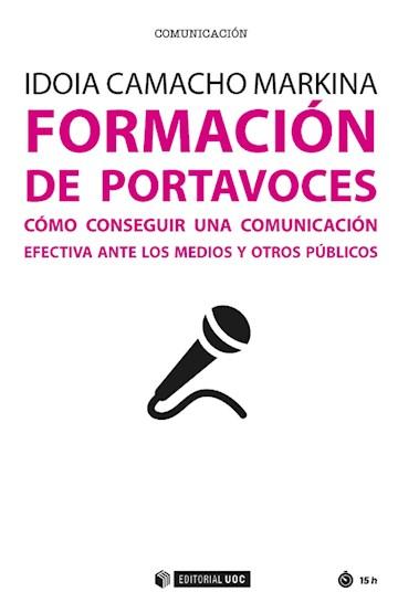 E-book Formación De Portavoces