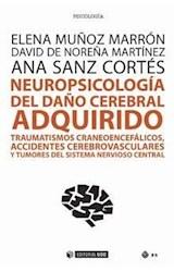 Papel NEUROPSICOLOGIA DEL DAÑO CEREBRAL ADQUIRIDO