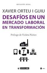 E-book Desafíos en un mercado laboral en transformación
