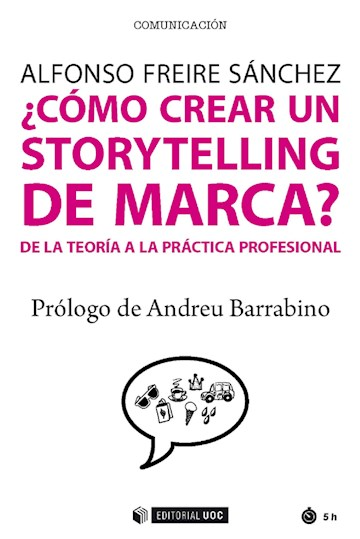E-book ¿Cómo Crear Un Storytelling De Marca?