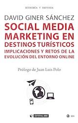 Papel SOCIAL MEDIA MARKETING EN DESTINOS TURISTICOS
