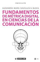 Papel FUNDAMENTOS DE METRICA DIGITAL EN CIENCIAS DE LA COMUNICACIO