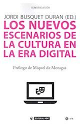 Papel LOS NUEVOS ESCENARIOS DE LA CULTURA DIGITAL