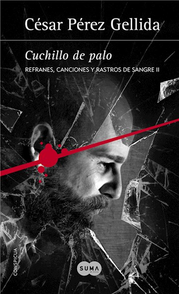 E-book Cuchillo De Palo (Refranes, Canciones Y Rastros De Sangre 2)