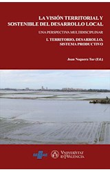 E-book La visión territorial y sostenible del desarrollo local