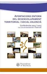 E-book Aportacions entorn del desenvolupament territorial i social valencià