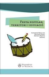 E-book Festa popular, territori i educació