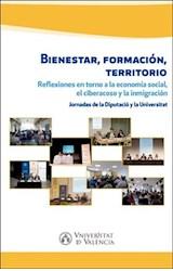 E-book Bienestar, formación, territorio