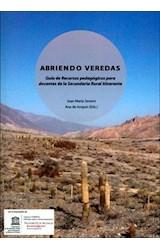 E-book Abriendo veredas