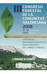E-book III Congreso forestal de la C.V. Gestión de incendios forestales en el contexto del cambio climático