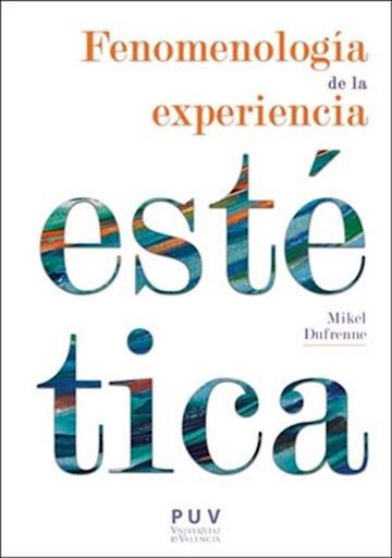 E-book Fenomenología De La Experiencia Estética