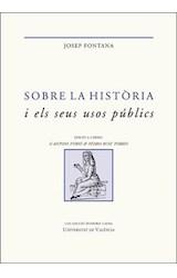 E-book Sobre la història i els seus usos públics