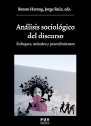 Libro Analisis Sociologico Del Discurso