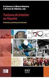 E-book Turismo de interior en España