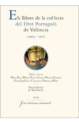 E-book Els Llibres de la col·lecta del Dret Portugués de València (1464-1512)