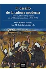 E-book El desafío de la cultura moderna