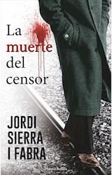 E-book La muerte del censor