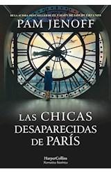 E-book Las chicas desaparecidas de París