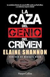 Libro La Caza Del Genio Del Crimen