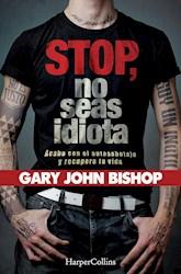 Libro Stop No Seas Idiota