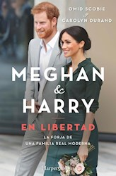 Libro Meghan & Harry En Libertad